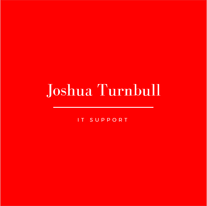 Joshua Turnbull